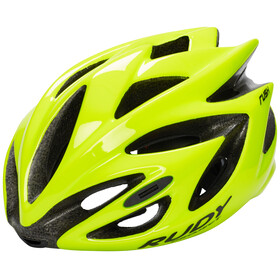 Rudy Project Rush Helmet Yellow Fluo (Shiny)